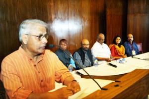 Festival Director PP Balachandran