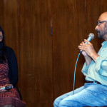 One-to-one Govind Nihalani and Leena Manimekalai