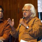 Anand Mahadevan, Adoor and Govind Nihalani