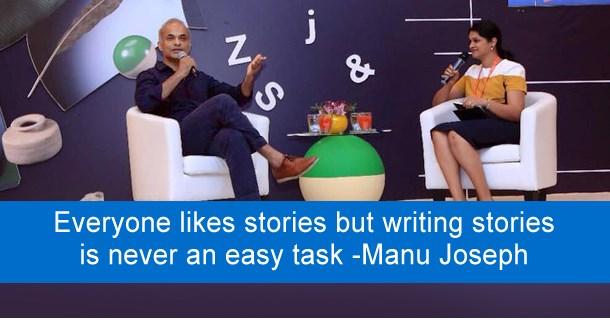 Manu Joseph