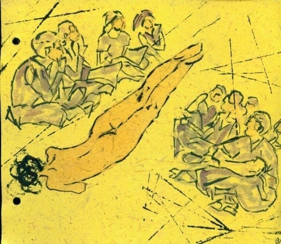 A Nude Study Saleel Wagh