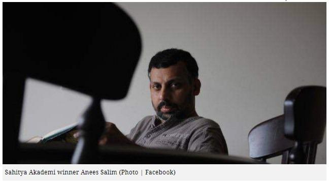 Too many books, too many frills: Sahitya Akademi winner Anees Salim